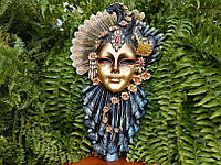 Коллекционная настенная Венецианская маска Veronese WU74136VC