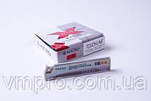 """Грифель """"Micro"""" для механического карандаша, L-60 mm,D-0.5 mm, HB, 20 шт/упаковка"""