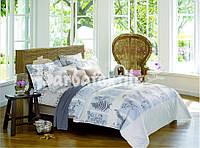Комплект постельного белья из сатина семейного размера
