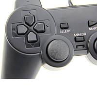Джойстик PS2 проводной, джойстик для PS2 GamePad DualShock Sony PlayStation 2, игровой джойстик!Опт