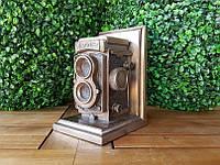 """Коллекционный форзац, подставка для книг """"Камера"""" Veronese в стиле Стимпанк WU76960V4"""