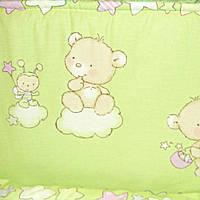 Постельное белье для новорожденных из натуральной ткани