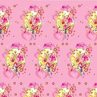 """Комплект постельного белья для новорожденных """"Принцесса Винкс"""""""