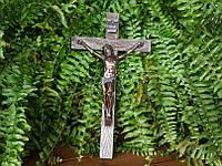 Коллекционная настенный крест Veronese Распятие Иисуса WU75216A4