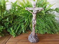Коллекционная статуэтка Veronese Распятие Иисуса с подставкой WU76408A4