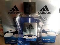 Туалетная вода Adidas (в ассортименте), 100 мл, Испания
