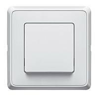 Выключатель 10А IP44 Legrand Cariva Белый (773609)