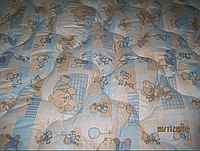 Детское одеяло из шерсти