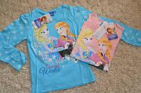 Трикотажная туника Дисней Фроузен Disney Frouzen для девочек 122 и 128 см