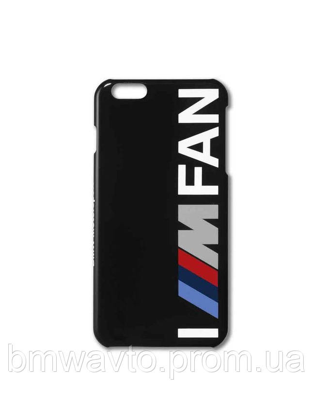Крышка BMW для Apple iPhone 6 Motorsport I ///M FAN, фото 2
