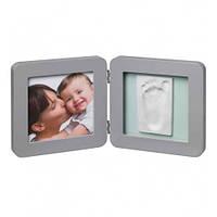 Baby Art Print Frame Grey Рамочка двойная (темно-серая) 34120137