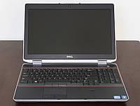 Ноутбук Dell Latitude e6520 i7-2720QM/4Gb/250Gb/NVS4200/FHD