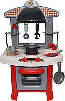 Игровой мини-набор Полесье Кухня Яна с духовым шкафом (53459)