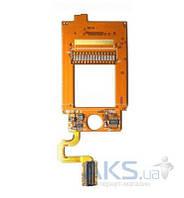 Шлейф для Samsung E710/E715 с компонентами Original