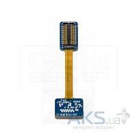 Шлейф для Samsung F210 с коннектором (Original)