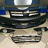 Решетка бампера переднего центральная Geely MK2 / MK-Cross
