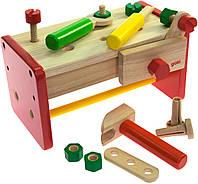 Игровой набор Goki Ящик с инструментами (58871)