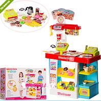 Магазин детский игровой набор со звуком и светом Bambi 889-73-74