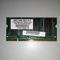 SODIMM DDR1 256Mb 333 MGz Infineon