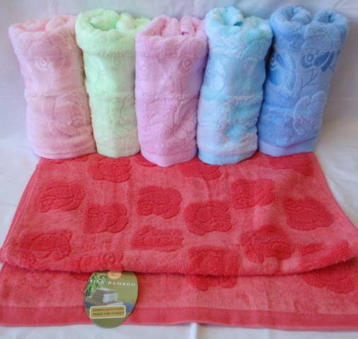 8cbedced2e908 Бамбуковые полотенца для лица махровые оптом 50х100 Турция: продажа ...