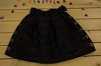 Школьная юбка для девочки  на рост 116-158
