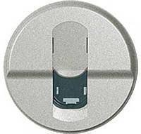 Лицевая панель розетка 1 x RJ45 категория 6 для UTP/FTP/SFTP Legrand Celiane Титан (68551)