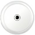 Лицевая панель розетка аудио/видео J3,5 Legrand Celiane Белый (68217)