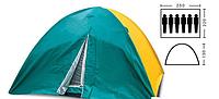 Палатка 6 -ти местная VERUS туристическая