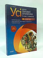 005 кл НП Основа Усі уроки РУ Світова література 005 кл (І семестр)