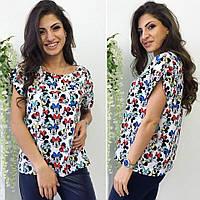 Женская молодежная футболка Микки Маус
