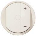 Лицевая панель светорегулятора приемника-передатчика IOBL Legrand Celiane Слоновая Кость (66265)