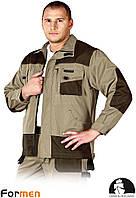 Куртка FORMEN рабочая Leber&Hollman Польша (одежда рабочая) LH-FMN-J BE3