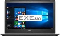 """Ноутбук Dell Vostro 5568 15.6"""" Intel i5-7200U 8GB 256GB Intel HD W10 Gray (N021VN556801_1801_W10)"""