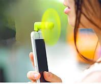 USB-micro вентилятор для телефона., фото 1