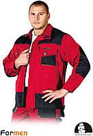 Куртка FORMEN рабочая Leber&Hollman Польша (одежда рабочая) LH-FMN-J CBS