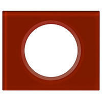 Рамка 1-постовая Legrand Celiane Смальта кармин (69471)
