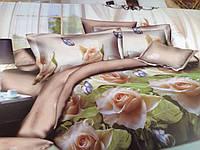 Полуторный набор постельного белья Ранфорс 134