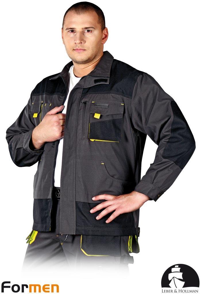 Куртка FORMEN рабочая Leber&Hollman Польша (одежда рабочая) LH-FMN-J SBY
