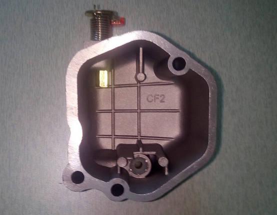 Крышка клапанов под 2 отверстия 178F, фото 2