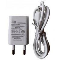 СЗУ USB Xiaomi+cable MicroUSB 1A White (CH-P002)