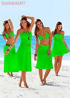 Платье-парео для пляжного отдыха Тренд 2017, фото 1