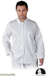 Блуза защитная LH-FOOD+JBU W