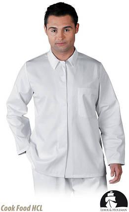 Блуза защитная LH-FOOD+JBU W , фото 2
