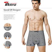 Мужские боксеры стрейчевые марка «INDENA»  АРТ.75004, фото 2