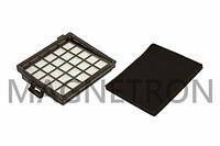 Набор фильтров HEPA10 + поролоновый (контейнера) FC8071/01 для пылесосов Philips 883807101010 (code: 22205)