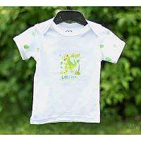 """Детская футболка """"Динозаврик"""" для мальчика"""