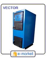 Котел твердотопливный VECTOR-M 18 ТТК (18 кВт, модернизированный)