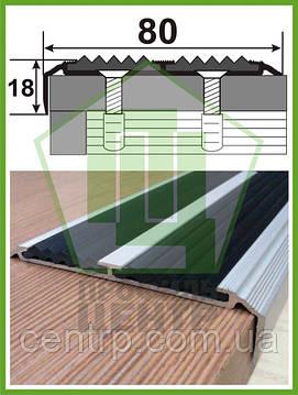 Резиновая накладка на ступень от компании «Профиль Центр»