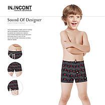 Подростковые стрейчевые шорты на мальчика Марка  «IIN.INCONT»  Арт.2624, фото 2