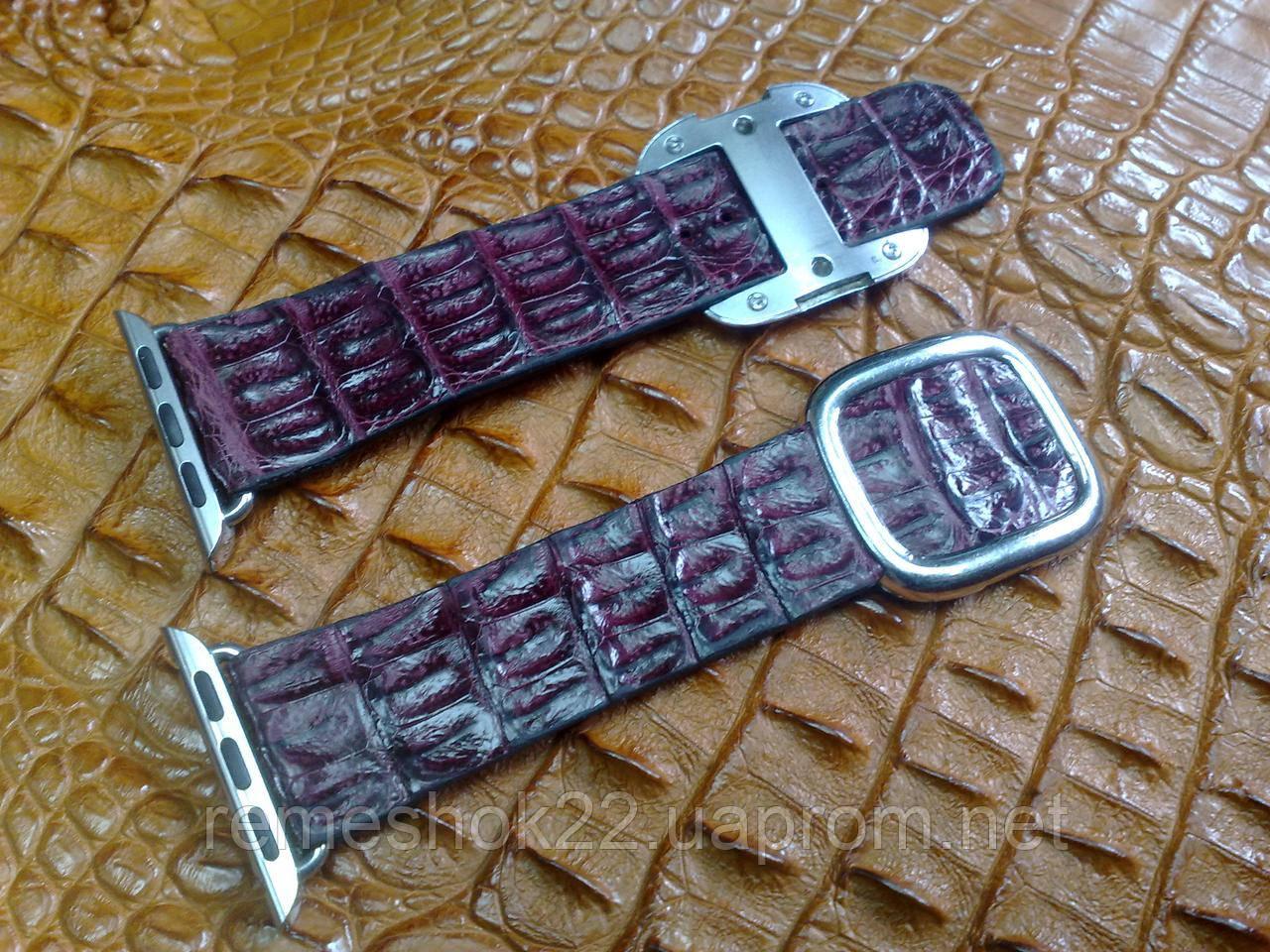 Заказать Ремешок из Крокодила для часов Apple Watch в Киеве от ... 9f55fbfaf7bf0